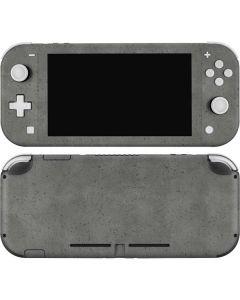 Speckle Grey Concrete Nintendo Switch Lite Skin