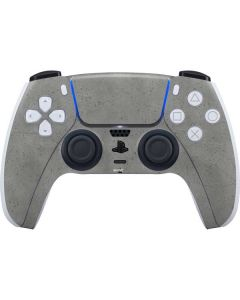 Speckle Grey Concrete PS5 Controller Skin