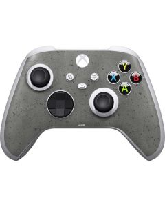 Speckle Grey Concrete Xbox Series S Controller Skin
