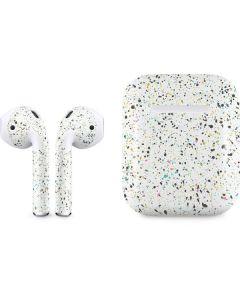 Speckled Funfetti Apple AirPods 2 Skin