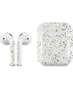 Speckled Funfetti Apple AirPods Skin