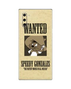 Speedy Gonzales- Andale! Andale! Galaxy Note 10 Skin