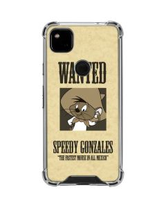 Speedy Gonzales- Andale! Andale! Google Pixel 4a Clear Case