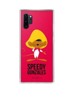 Speedy Gonzales Identity Galaxy Note 10 Plus Clear Case