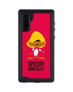 Speedy Gonzales Identity Galaxy Note 10 Waterproof Case