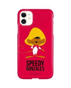 Speedy Gonzales Identity iPhone 11 Lite Case