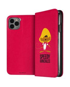 Speedy Gonzales Identity iPhone 11 Pro Max Folio Case