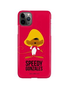 Speedy Gonzales Identity iPhone 11 Pro Max Lite Case