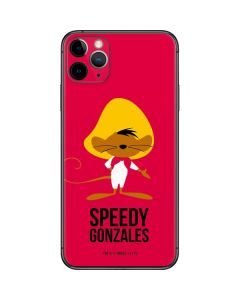 Speedy Gonzales Identity iPhone 11 Pro Max Skin