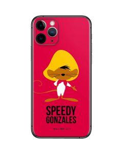 Speedy Gonzales Identity iPhone 11 Pro Skin