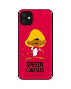 Speedy Gonzales Identity iPhone 11 Skin