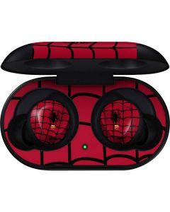 Spider-Man Chest Logo Galaxy Buds Skin