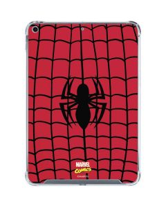 Spider-Man Chest Logo iPad 10.2in (2019-20) Clear Case