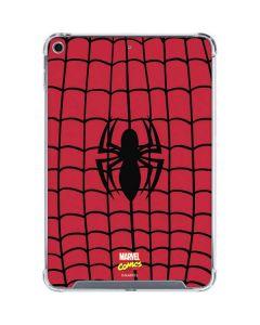 Spider-Man Chest Logo iPad Mini 5 (2019) Clear Case