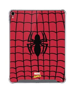 Spider-Man Chest Logo iPad Pro 12.9in (2018-19) Clear Case
