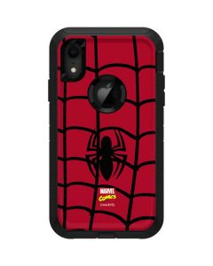 Spider-Man Chest Logo Otterbox Defender iPhone Skin