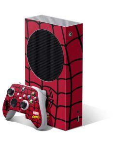 Spider-Man Chest Logo Xbox Series S Bundle Skin
