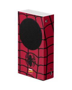 Spider-Man Chest Logo Xbox Series S Console Skin