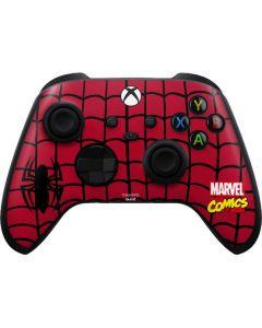 Spider-Man Chest Logo Xbox Series X Controller Skin