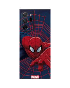 Spider-Man Crawls Galaxy Note20 Ultra 5G Skin
