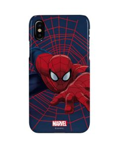 Spider-Man Crawls iPhone XS Max Lite Case
