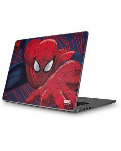 Spider-Man Crawls Apple MacBook Pro 17-inch Skin