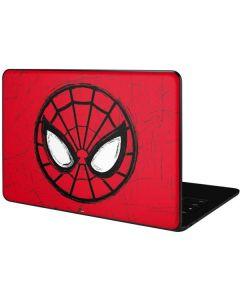 Spider-Man Face Google Pixelbook Go Skin
