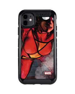 Spider-Woman In Action iPhone 11 Cargo Case