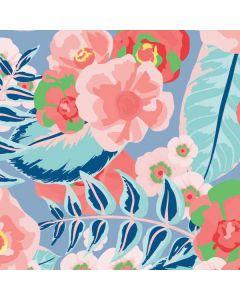 Pink Spring Flowers Generic Laptop Skin