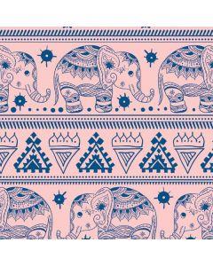 Tribal Elephant Pink Generic Laptop Skin