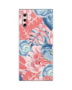 Spring Floral Galaxy Note 10 Skin