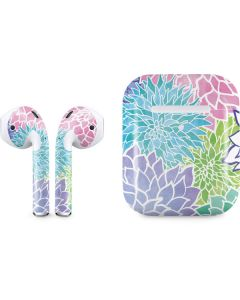 Spring Flowers Apple AirPods 2 Skin