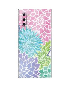 Spring Flowers Galaxy Note 10 Skin