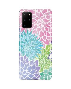 Spring Flowers Galaxy S20 Plus Lite Case