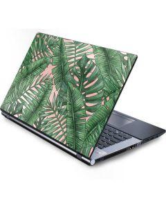 Spring Palm Leaves Generic Laptop Skin