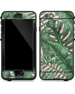 Spring Palm Leaves LifeProof Nuud iPhone Skin