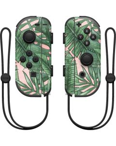 Spring Palm Leaves Nintendo Joy-Con (L/R) Controller Skin