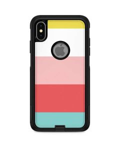 Spring Stripes Otterbox Commuter iPhone Skin