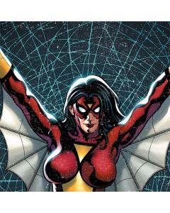 Spider-Woman Web Acer Chromebook Skin