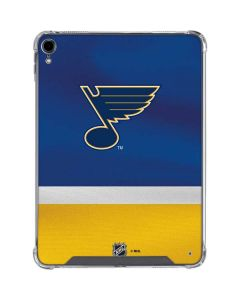 St. Louis Blues Jersey iPad Pro 11in (2018-19) Clear Case