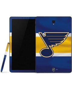St. Louis Blues Jersey Samsung Galaxy Tab Skin