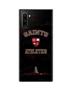 St. Lawrence University Distressed Galaxy Note 10 Skin