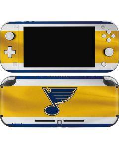 St. Louis Blues Jersey Nintendo Switch Lite Skin