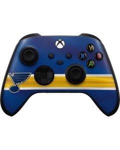 St. Louis Blues Jersey Xbox Series X Controller Skin