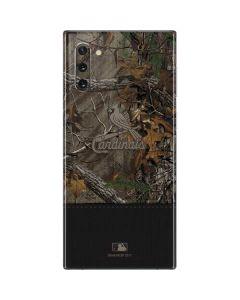 St. Louis Cardinals Realtree Xtra Camo Galaxy Note 10 Skin