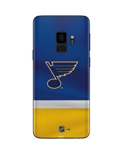 St. Louis Blues Jersey Galaxy S9 Skin