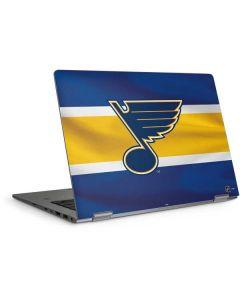 St. Louis Blues Jersey HP Elitebook Skin