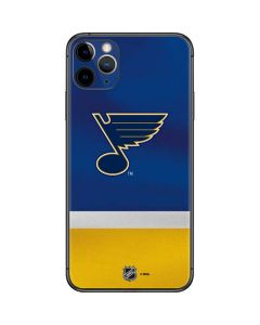 St. Louis Blues Jersey iPhone 11 Pro Max Skin
