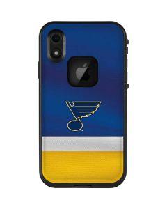 St. Louis Blues Jersey LifeProof Fre iPhone Skin
