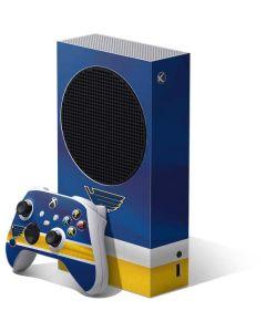 St. Louis Blues Jersey Xbox Series S Bundle Skin
